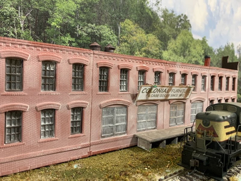 Colonial Furniture and Case Goods ~ HO Scale