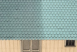 OO Scale Ocatagon Cut Shingles