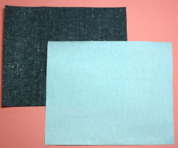 G (1:25) Scale Tarpaper Sheets