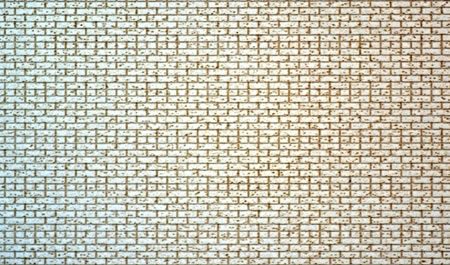 HO Aged Common Brick w Bonding Wall Sheet
