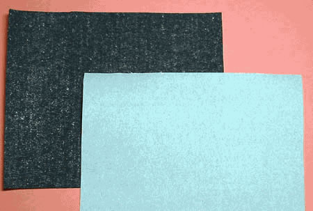 S Scale Tarpaper Sheets