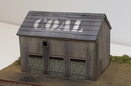 Branch Line Coal House ~ N scale