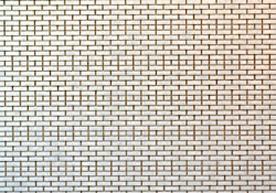 S Scale Common Brick w Bonding Wall Sheet