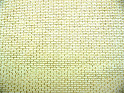 O Scale Lightly Aged Common Brick Wall Sheet