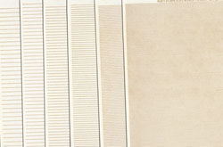 HO Scale Precision Laser Ruled Plank Sheet