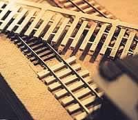 Flex Tie Strips ~ O Scale